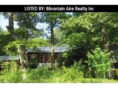4 Bed 2 Bath Foreclosure Property in Mineral Bluff, GA 30559 - Lofty Hts