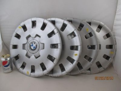 """4 trims / hubcaps / wheel covers BMW 16' 5"""""""