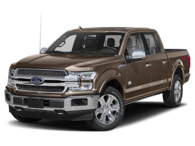 2018 Ford F-150 XLT (Guard Metallic)