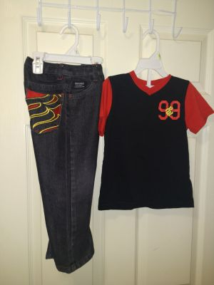 4t ROCAWEAR outfit