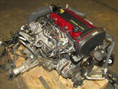 JDM 01-03 Mitsubishi Lancer EVO 7 2.0L 4G63 Turbo Engine &am