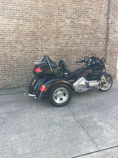 2001 Honda GL1800 3 Wheel Motorcycle Jasper, GA