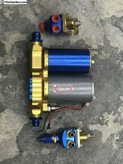 product engineering race bypass billet fuel pump