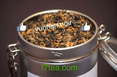 Yunnan Noir black tea 2oz