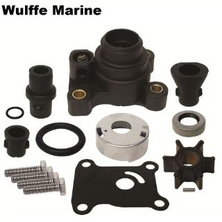 Find Water Pump Kit for Johnson Evinrude 9.9 15 Hp rplcs 18-3327 386697 391698 394711 motorcycle in Mentor, Ohio, United States, for US $29.59
