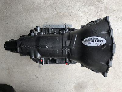Built 4L80 transmission &m