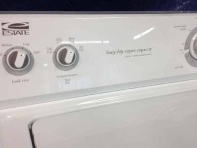 Whirlpool Estate Top Load Washer Heavy Duty Extra Large Capacity