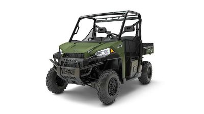 2017 Polaris Ranger XP 900 Utility SxS Utility Vehicles Kansas City, KS