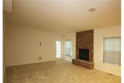 Brand new two story brick front colonial in Beechtree.