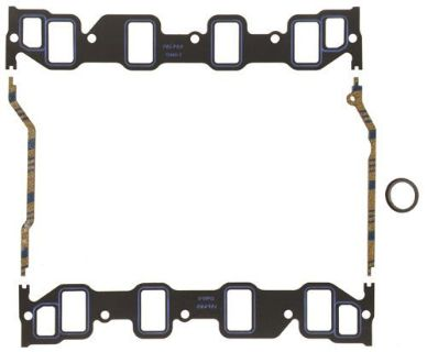 Sell FEL-PRO 1246S-3 INTAKE GASKET - FORD FE motorcycle in Moline, Illinois, United States, for US $31.99