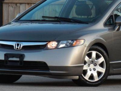 2007 Honda Civic LX 4dr Sedan (1.8L I4 5M)