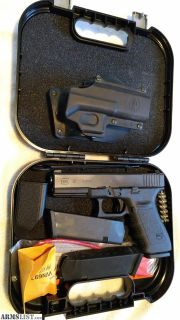 For Sale: Glock 21 SF 45caliber with night sights and ghost spring trigger kit