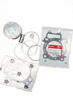 Buy Honda TOP END KIT 06-07 CRF250R 2006-2007 CRF 250R PISTON GASKETS 78MM motorcycle in Maumee, Ohio, US, for US $118.99