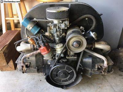 Turnkey Thing 181 engine 1600