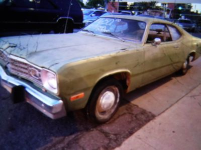 **Arizona Select Rides ** Another Plymouth Duster 1973