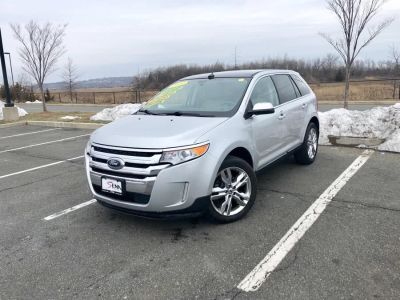 2011 Ford Edge Limited (Silver)