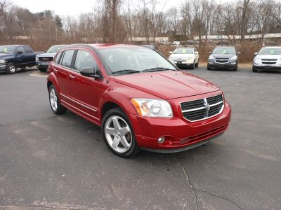 2007 Dodge Caliber R/T (Inferno Red Crystal Pearl)
