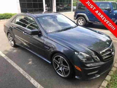 Used 2010 Mercedes-Benz E-Class 4dr Sdn RWD