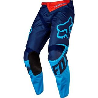 Purchase Fox Racing MX moto 180 RACE PANT Navy 28 17254 motorcycle in Wells, Maine, United States, for US $109.95