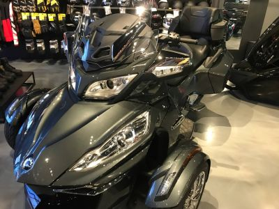 2017 Can-Am Spyder RT Limited Trikes Motorcycles Grantville, PA