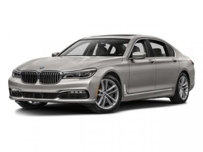 2016 BMW 7-Series 750i xDrive (Imperial Blue Metallic)