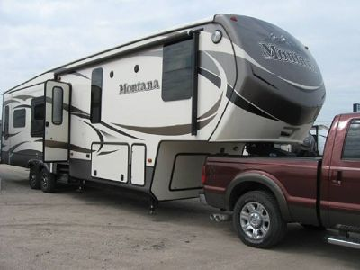 By Owner! 2016 Keystone Montana 3611 RL w/3 slides