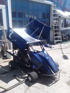QRC Open Outlaw Kart