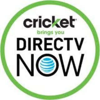 CRICKET WIRELESS HAS DIRECT TV Now