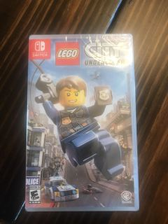 Brand New Nintendo Switch LEGO City Undercover: we have two!