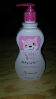 Little one's baby lotion