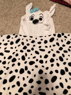 Disney Store Dalmatian Bathing Suit Cover-up