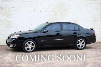 2006 Chevrolet Malibu LTZ (Black)