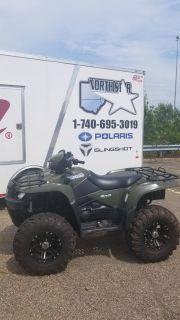 2014 Suzuki KingQuad 750AXi Utility ATVs Saint Clairsville, OH