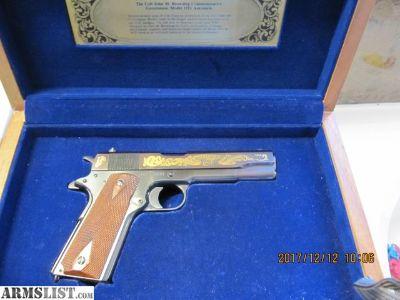 For Sale: Colt 45
