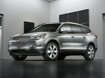 2012 Chevrolet Traverse LS (Dark Blue Metallic)