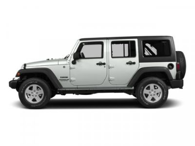 2015 Jeep Wrangler Unlimited Sport (Bright White Clearcoat)