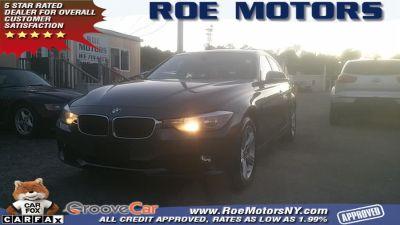 2014 BMW MDX 328d xDrive (Mineral Gray Metallic)