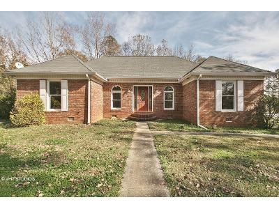 3 Bed 2 Bath Foreclosure Property in Rome, GA 30165 - Sunridge Dr NW