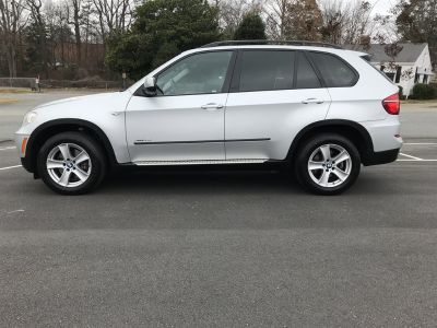 2011 BMW X5 xDrive35d (Silver Or Aluminum)