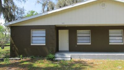 ** Bartow 3 Bed, 1 Bath TriPlex