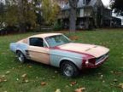 1967 Ford Mustang Fastback 289 V8