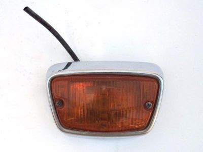 Purchase PARK-TURN LIGHT, left front, driver side, 1965 Mercedes-Benz 190D W110 motorcycle in Sparks, Nevada, US, for US $30.00
