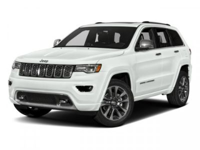 2018 Jeep Grand Cherokee Overland (Diamond Black Crystal Pearlcoat)