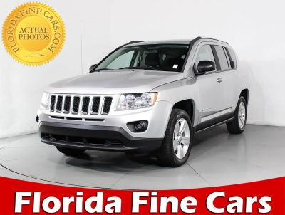 2013 Jeep Compass Sport (silver)