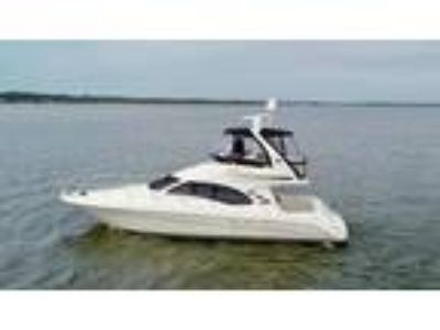 2004 Sea Ray 42 Sedan Bridge