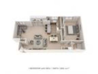 Princeton Estates Apartment Homes - 1 BR w/ Den