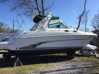 Find 1997 -2001 Sea Ray 290 Sundancer Aluminum Boat Tower w/ Rod Holders motorcycle in Farmington, Connecticut, United States, for US $750.00