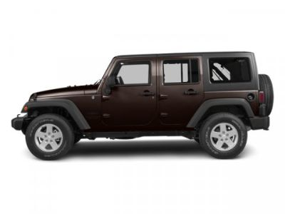2013 Jeep Wrangler Unlimited Sport (Rugged Brown Pearl)