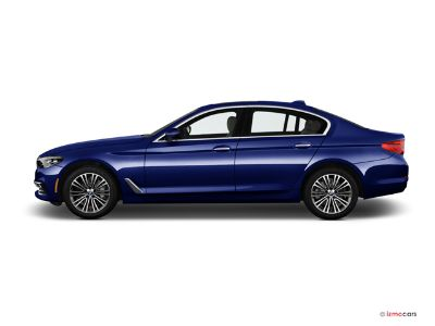2019 BMW 5-Series 530I XDRIVE (Mediterranean Blue Metallic)