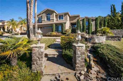 13609 Canyon Crest Road Yucaipa Five BR, A magnificent home in
